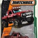 2017 Matchbox #61 Sonora Shredder