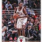 2017 Hoops Basketball Card #24 Bobby Portis