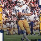 2017 Donruss Football Card #6 Dan Fouts