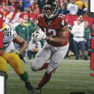 2017 Donruss Football Card #9 Mohamed Sanu