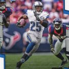 2017 Donruss Football Card #41 Theo Riddick