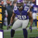2017 Donruss Football Card #46 Xavier Rhodes