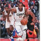 2017 Hoops Basketball Card #48 Luc Mbah A Moute