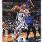 2017 Hoops Basketball Card #54 Wade Baldwin IV
