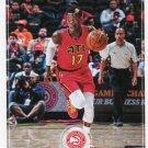 2017 Hoops Basketball Card #59 Dennis Schroder