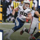 2017 Donruss Football Card #154 Joey Bosa
