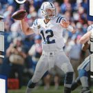 2017 Donruss Football Card #160 Andrew Luck