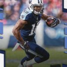 2017 Donruss Football Card #165 Rishard Matthews