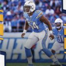2017 Donruss Football Card #170 Melvin Ingram