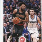 2017 Hoops Basketball Card #64 DeAndre Bembry