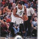2017 Hoops Basketball Card #84 Derrick Favors