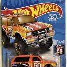 2018 Hot Wheels #53 Chevy Blazer 4x4