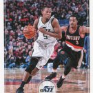 2017 Hoops Basketball Card #86 Rodney Hood