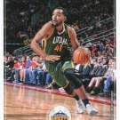 2017 Hoops Basketball Card #88 Trey Lyles