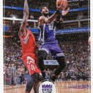 2017 Hoops Basketball Card #91 Willie Cauley-Stein