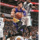 2017 Hoops Basketball Card #109 Jordan Clarkson