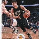 2017 Hoops Basketball Card #133 Brook Lopez