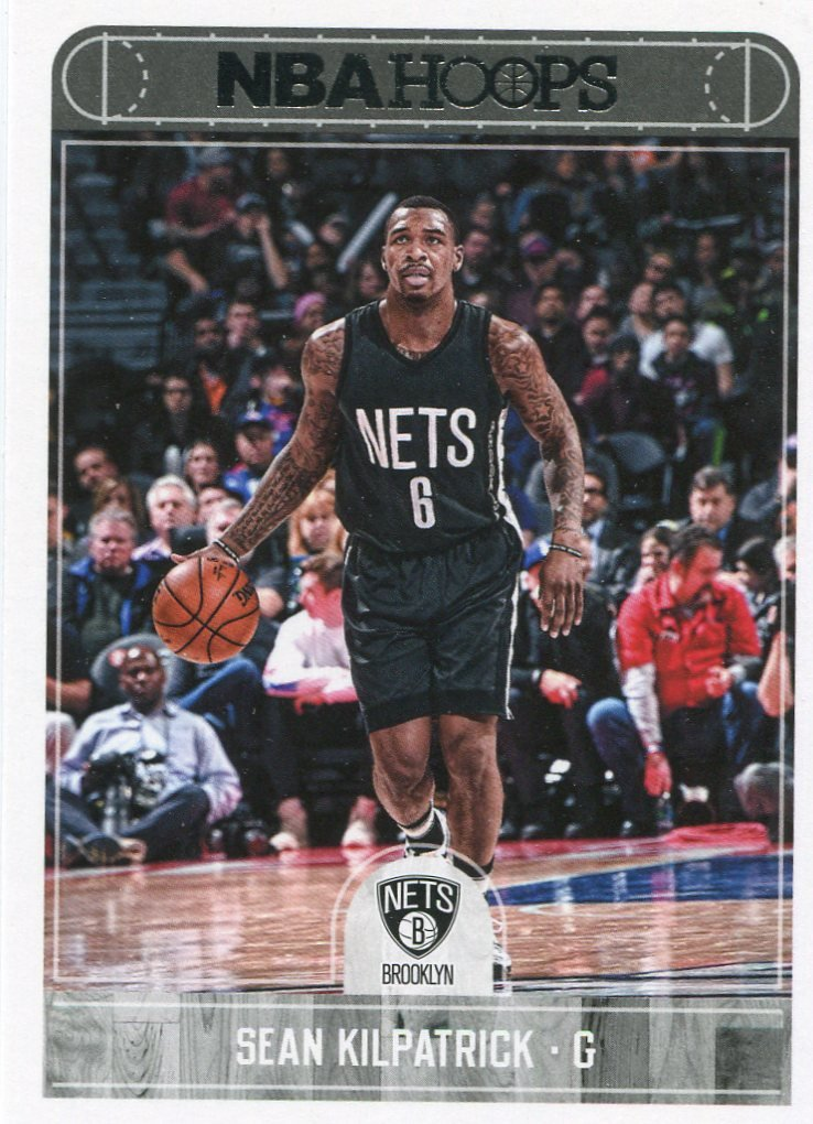 2017 Hoops Basketball Card #134 Sean Kilpatrick