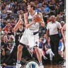 2017 Hoops Basketball Card #123 Dirk Nowitzki