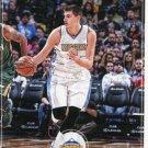 2017 Hoops Basketball Card #140 Nikola Jokic