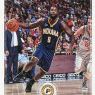 2017 Hoops Basketball Card #150 Lance Stephenson