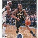 2017 Hoops Basketball Card #151 Jeff Teagie