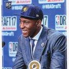 2017 Hoops Basketball Card #153 Ike Anigbogu