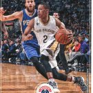 2017 Hoops Basketball Card #161 Tim Frazier