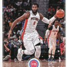 2017 Hoops Basketball Card #166 Andre Drummond