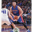 2017 Hoops Basketball Card #173 Aron Baynes