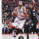 2017 Hoops Basketball Card #177 Jonas Valanciunas