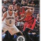 2017 Hoops Basketball Card #180 Pascal Siakam