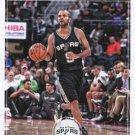 2017 Hoops Basketball Card #196 Tony Parker