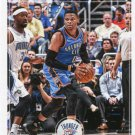 2017 Hoops Basketball Card #208 Russell Westbrook