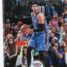 2017 Hoops Basketball Card #211 Enes Kantor