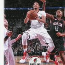 2017 Hoops Basketball Card #227 C J McCollum