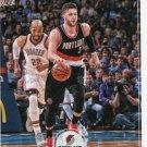 2017 Hoops Basketball Card #228 Jusuf Nurkic
