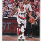 2017 Hoops Basketball Card #229 Shabazz Napier