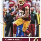 2017 Score Football Card #71 Jordan Reed