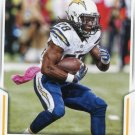 2017 Score Football Card #131 Melvin Gordon