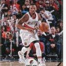2017 Hoops Basketball Card #226 Damian Lillard