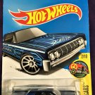 2017 Hot Wheels #110 64 Lincoln Continental