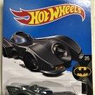 2017 Hot Wheels #134 Batmobile
