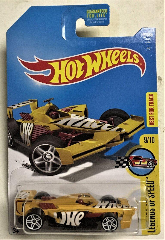 2017 Hot Wheels #148 Winning Formula