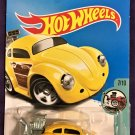2017 Hot Wheels #172 Volkswagen Beetle