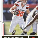 2017 Score Football Card #228 Gary Barnidge