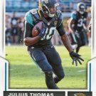 2017 Score Football Card #317 Julius Thomas
