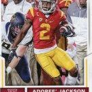 2017 Score Football Card #392 Adoree' Jackson