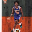 2017 Hoops Basketball Card #254 Josh Jackson