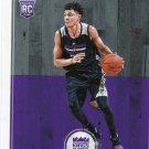 2017 Hoops Basketball Card #265 Justin Jackson